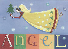 Chrismas Cards Angel Qty 16 Paper Magic Group Inc