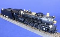Broadway Limited Ho 2164 2-8-2 Mikado with Brass Details, DCC and Paragon2 Sound
