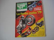 MOTOSPRINT 39/1978 PROVA TEST MOTO VALENTI MC 125 CROSS