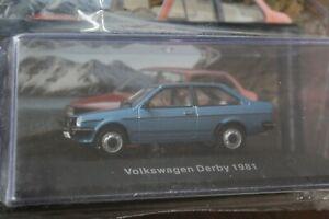Volkswagen Derby 1981 1/43 Ixo Deagostini
