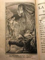 1766 La PHARSALE de LUCAIN MARMONTEL JOLIES GRAVURES GRAVELOT RELIURE LIVRE BOOK