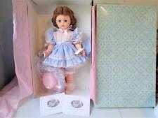 "1999 Madame Alexander KELLY GINGHAM #29100 Vinyl Doll 20"" NEW in BOX w/Tag"