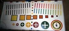 FIRST LEGO League FLL Mindstorms EV3 Robot Counting and Target Training Mat
