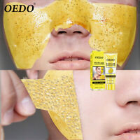 Gold Remove Blackhead Shrink Pore Improve Skin Mask Facial moisturizing cream