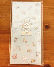 Animal Crossing Letter Pad Writing Stationery Paper Nintendo Tokyo Limited