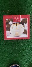 New Lenox Seasonal Brites Jingle Bell Votive Tea Light Candle Holder Christmas