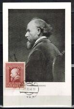 1948 - Carte Postale 1°Jour -Art - Amerling friedrich -OBL.Wien1-Autriche - C.15