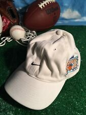 Nike NCAA Basketball Final Four 2002 Atlanta Hat Cap Fitted March Madness H12