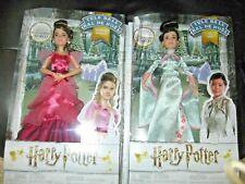 Mattel Harry Potter Dolls (2)  - Yule Ball  Hermione and Cho Chang MIB