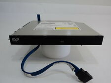 Lot of (10) TEAC DV-28S-W 1977233W-DS Slim Internal SATA DVD-ROM SATA CABLE (D3)