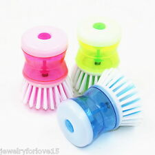 Washing Brush Cleaning Brush Fur Brushes Kitchen Home Cleaning Box Tools