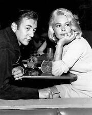 BOBBY DARIN & SANDRA DEE CIRCA 1964 - 8X10 PUBLICITY PHOTO (CC751)