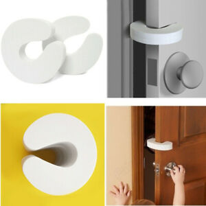 5pcs Door Stopper Foam EVA Finger Protect Pinch Holder Durable Safety Home Tool