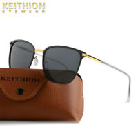 KEITHION Polarized Sunglasses Unisex Outdoor Driving Fishing Mirrored Eyewear