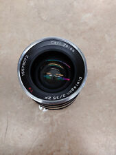 Carl Zeiss Distagon 2/35 ZF lens - Nikon Mount