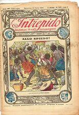 rivista L'INTREPIDO ANNO 1924 NUMERO 229