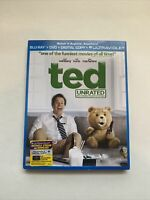 Ted w/ Slipcover (Bluray Only, 2012) [BUY 2 GET 1]