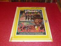 Cinema Plakat Original Belgisches - Barnabas - Fernandel Andrex Moreno 1938