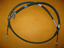 TOYOTA CAMRY with rear drums (91-96) NEW REAR LH BRAKE CABLE - BC2730, FKB1840