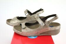 Wolky Tsunami in Beige Caviar EU Size 36, 37, or 41 Women's Sandals