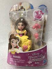 Disney Princess Little Kingdom Belle Snap-ins Hasbro Beauty and the Beast Figure