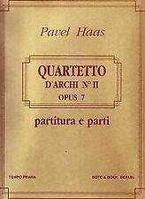 Quartet Sheet Scores&Parts Books