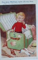Kinder, Truhe, 1911 ♥ (9566)