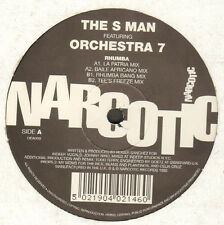 S MAN - Rhumba - Feat. Orchestra 7 - narcotic