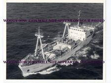 La7 - Dutch Cargo Ship - Aruba Bay , built 1964 - photo 10 x 8