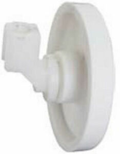 NEW 5300809640 DISHWASHER LOWER RACK WHEEL & CLIP FITS FRIGIDAIRE KENMORE SEARS
