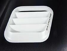 ACS Composite Driver Side Extractor Hood Port UNPAINTED (Fiat 500 Abarth/500T)