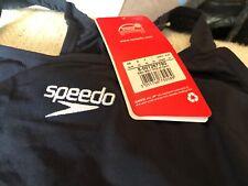 Speedo Bnwt ladies racing back swimming costume 16