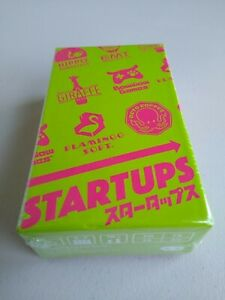 Startups Oink Board Game English Copy set collection bluffing pink green yellow
