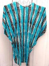 Summer Plus Size Dresses for Women with Batwing Sleeve