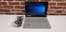 Microsoft Surface 1769 13.5 Laptop i5-7200U 2.5Ghz 8GB RAM 256GB SSD WQHD Touch