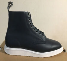 DR. MARTENS WHITON NAVY SOFTY T   BOOTS SIZE UK 5