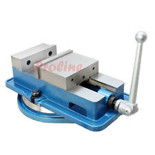 6'' Accu Lock Precision Vise w/ Swivel Base Milling Drilling Machine Bench Clamp