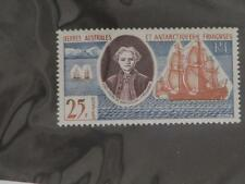 French Antarctic, Scott# 20, MNH