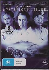 MYSTERIOUS ISLAND  - Kyle MacLachlan, Danielle Calvert, Gabrielle - DVD