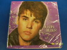 Justin Bieber Rock Pop Star Idol Kids Birthday Party Paper Luncheon Napkins