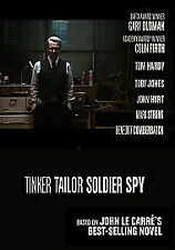 Tinker, Tailor, Soldier, Spy (BluRayDVD:)