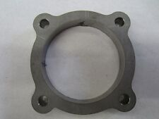 TURBO DUMP PIPE FLANGE TO SUIT GT30 EXTERNAL W/GATE 304 STAINLESS STEEL