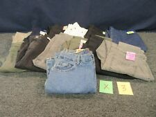 13 LADIES WOMEN JEANS PANTS 11 12 PETITE NICKI MINAJ ROUTE 66 BASIC CLOTHES LOT