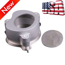 Aluminium Denture Flask Compressor Parts Dental Lab Equipment For Dental Lab Use