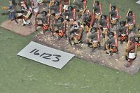 25mm biblical / egyptian - infantry 24 figures - inf (16123)