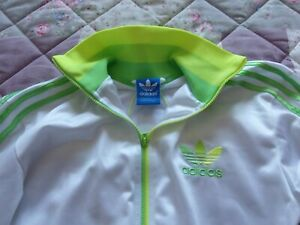 ADIDAS Originals Jacke Sportjacke Trainingsjacke Retro gr S