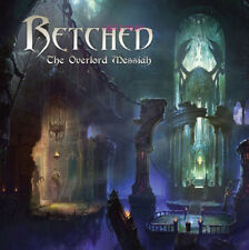 RETCHED - The Overlord Messiah (NEW*80's US METAL*LIM.250 BLACK V.*TITAN FORCE)