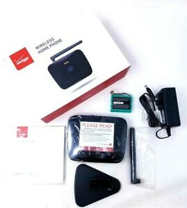 Verizon Wireless Huawei F256VW Phone Land Line Device Connect Router Hotspot