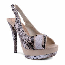 Unbranded Evening & Party Cuban Heel Sandals for Women