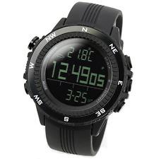 [ LAD Weather ] tedesco SENSORE DIGITAL COMPASS ALTIMETER barometro cronografo Alar